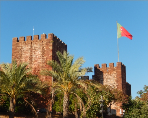 The Historical West Algarve